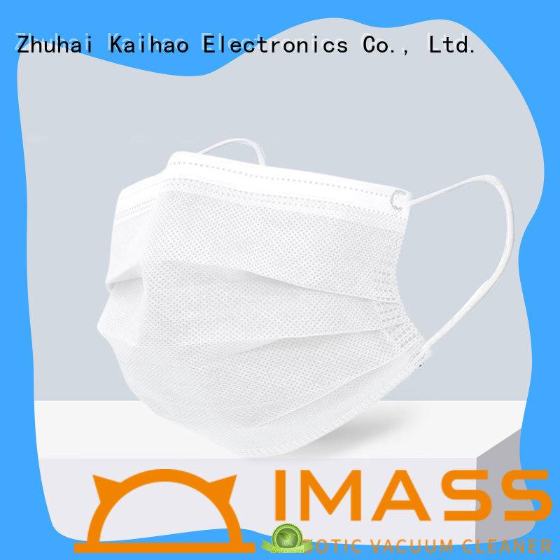IMASS FDA designer surgical masks best factory price manufacturing