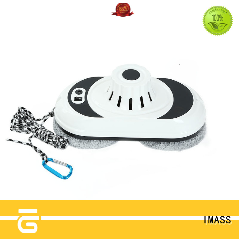 easy-operation glass cleaning robot personalized voice customization for anti-theft window