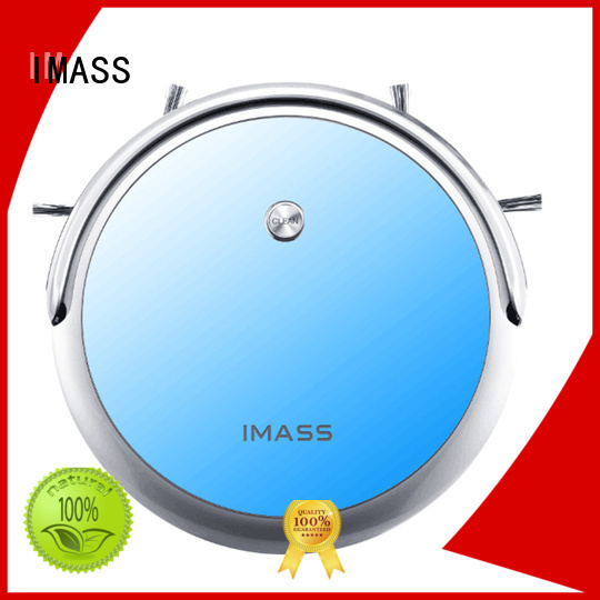 IMASS robot vacuum cleaner sale factory price for housewifery