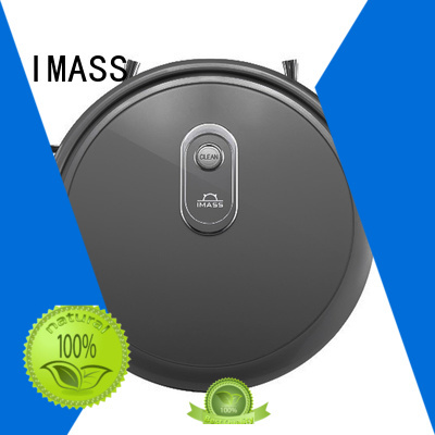 IMASS pet robotic vacuum for hardwood house appliance