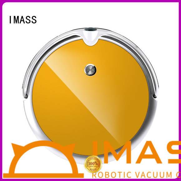 IMASS robotic vacuum cleaner factory price for housework