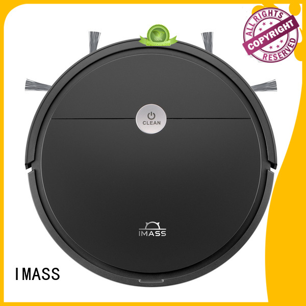 silent pet robotic vacuum for hardwood house appliance