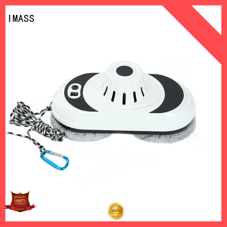 easy-operation window vacuum cleaner personalized voice customization with unique handle