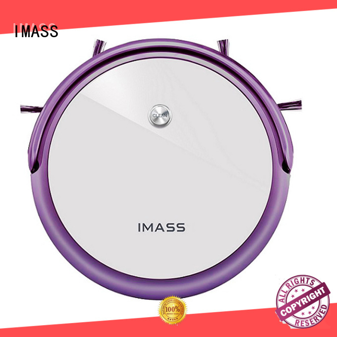 IMASS best robot vacuum for carpet for hardwood for housewifery