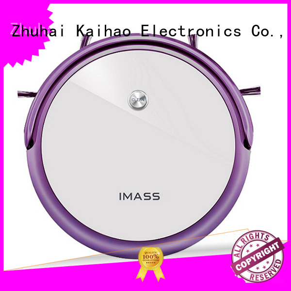 IMASS automatic robot vacuum for hardwood floors cleaning for housewifery
