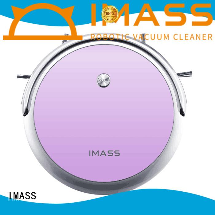 IMASS on-sale best robot vacuum for pet hair for hardwood for women