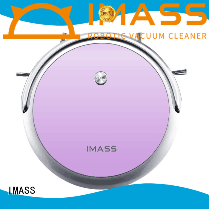 IMASS silent robot vacuum and mop high-quality for women