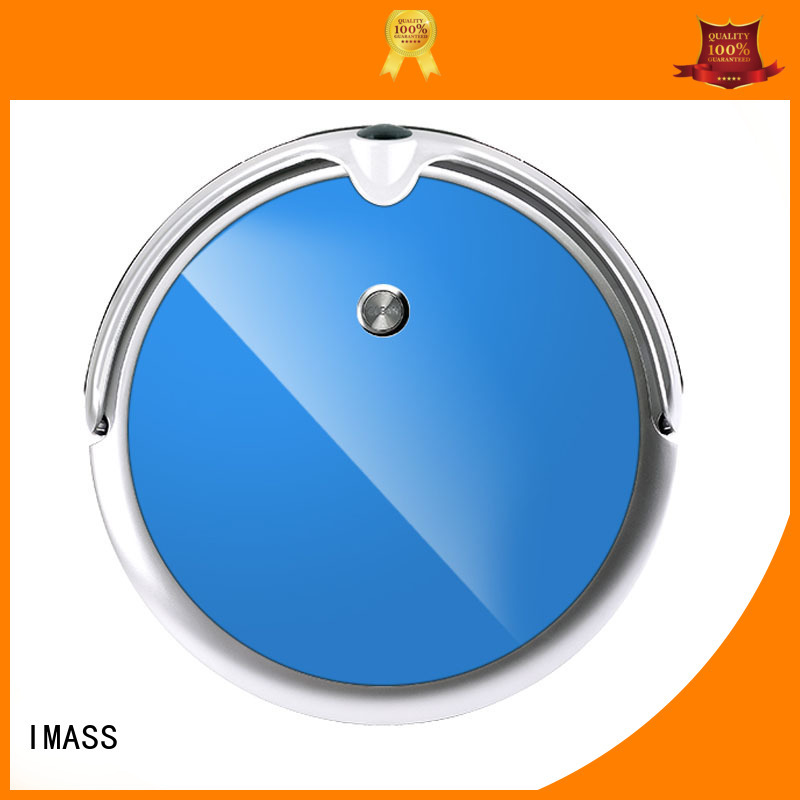 IMASS robot vacuum for carpet factory price house appliance
