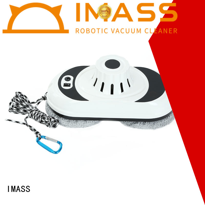 IMASS promotional automatic glass cleaner personalized voice customization for anti-theft window
