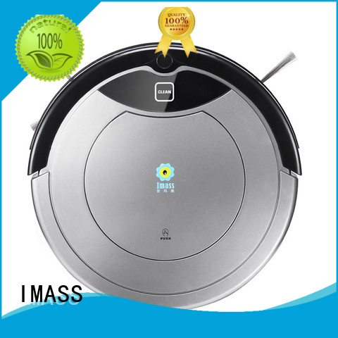 IMASS silent self vacuum robot cleaning for women
