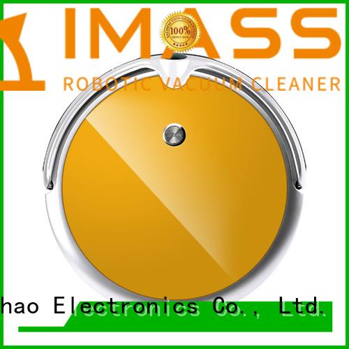 IMASS smart robot vacuum for hardwood for housework