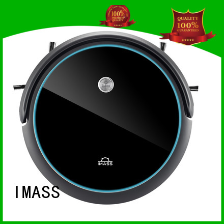 IMASS best robot vacuum for pet hair factory price for housewifery