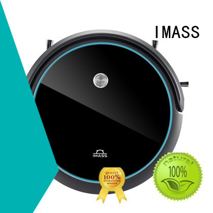 IMASS silent robot floor cleaner room sweeper for housewifery