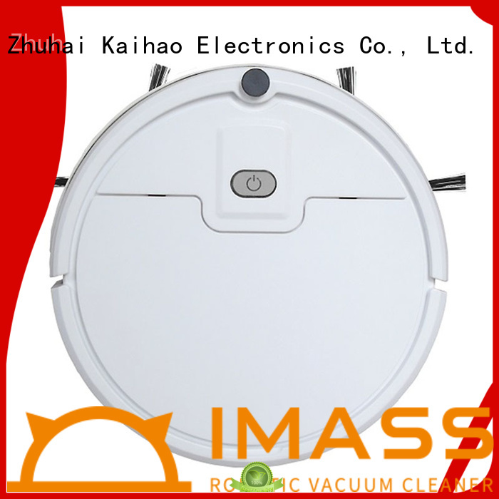 IMASS cleaning best robot vacuum for pet hair cleaning for women