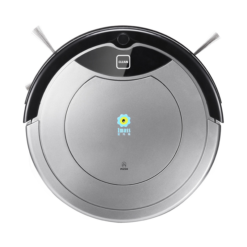 IMASS robot vacuum for hardwood floors free design for women-1