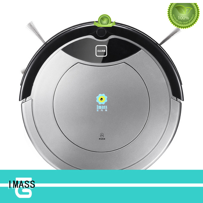 IMASS best robot vacuum for hardwood floors cleaning for housewifery