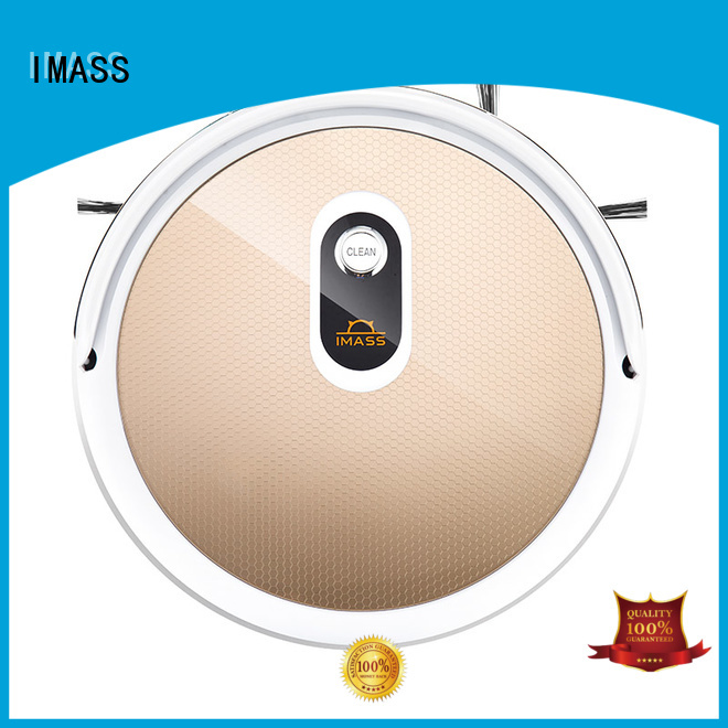 IMASS robot vacuum cleaner for pets house appliance