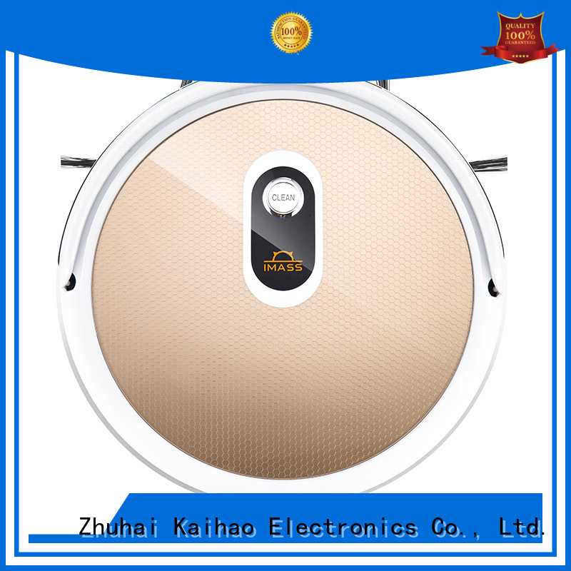 favorable high suction vacuum with
