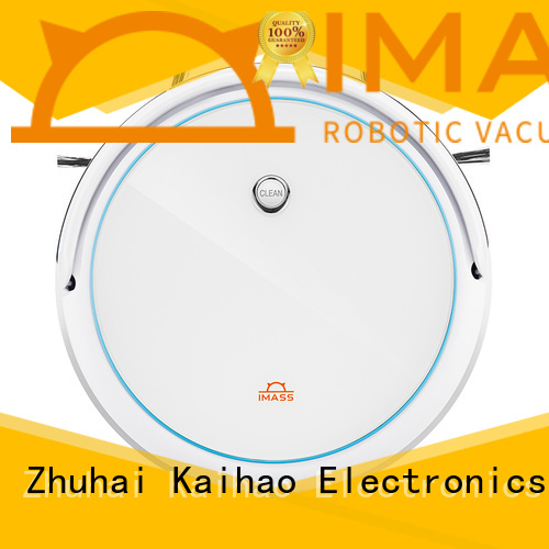 IMASS silent top rated robotic vacuum cleaners house appliance
