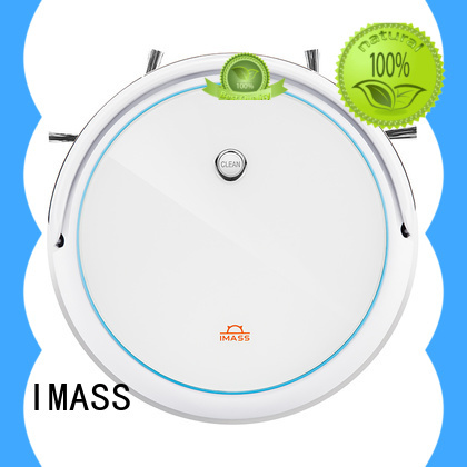 IMASS silent automatic robot vacuum for women