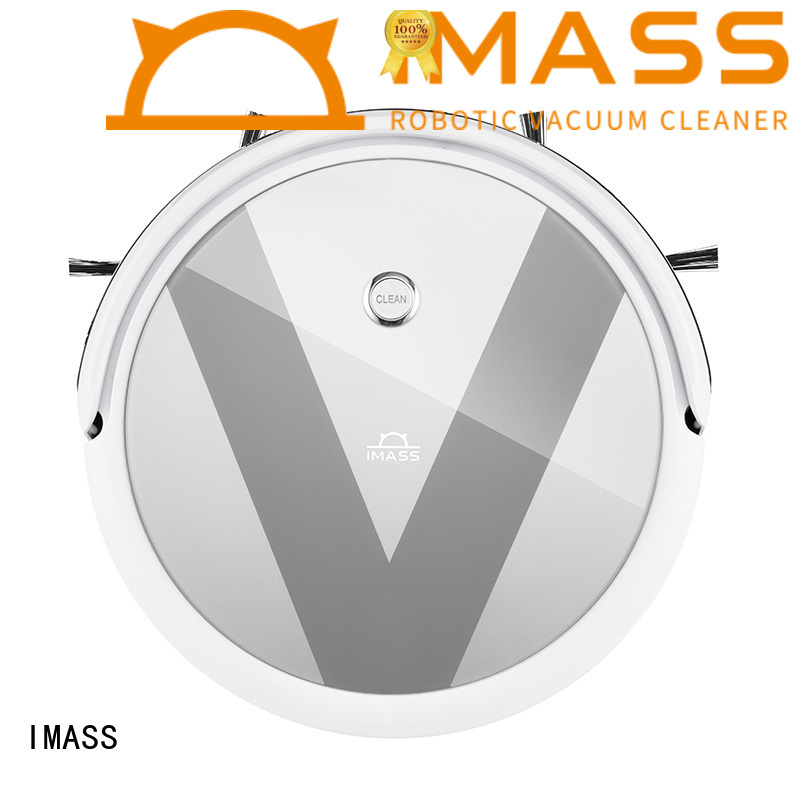 IMASS customized robotic vacuum cleaner price for