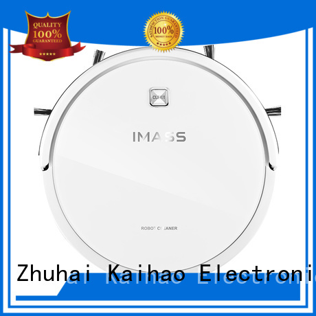 IMASS robot vacuum and mop factory price for housewifery