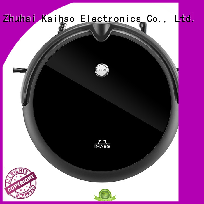 IMASS best robot vacuum for hardwood factory price for housework