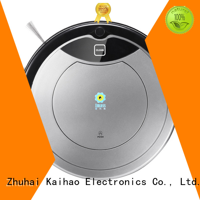 IMASS robot robot vacuum for hardwood floors factory price for housewifery