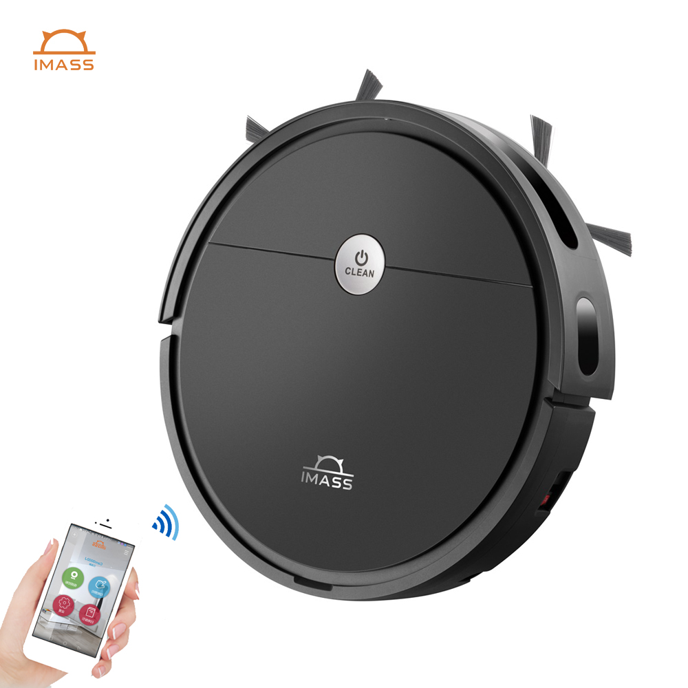 china smart vacuum cleaner low-noise for women-1