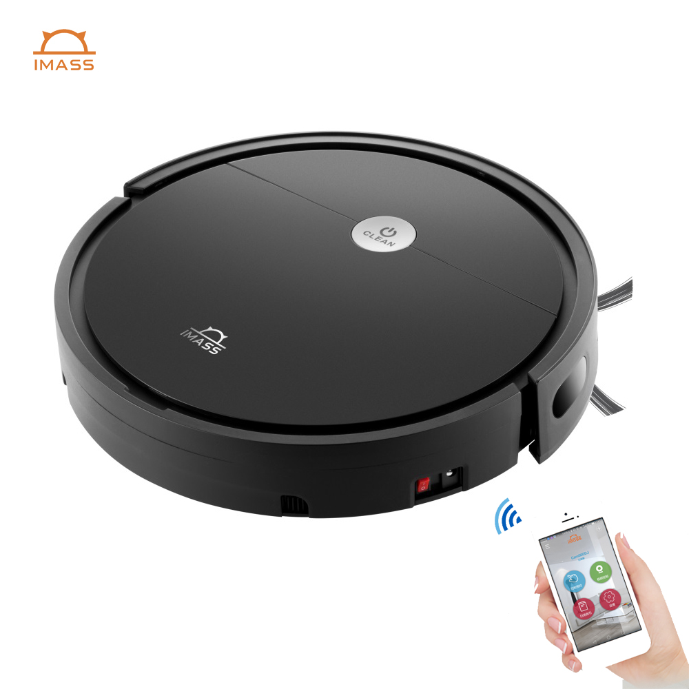 china smart vacuum cleaner low-noise for women-2
