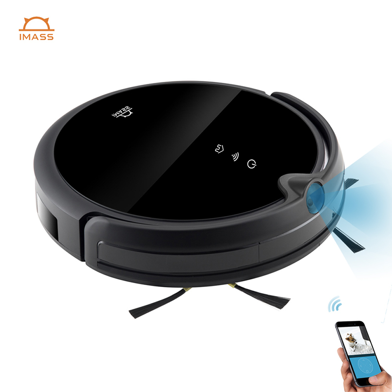 New Arrival IMASS Robot Vacuum Cleaner Model A3-CTB